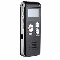 Grabadora De Voz Digital 8gb Con Usb Audifonos