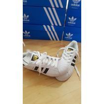 Tenis Zapatillas Adidas Superstar Dama Envio Gratis