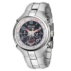 Relógio Masculino Sector Ws30223t Prata