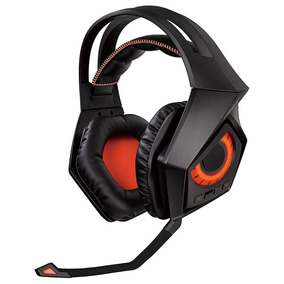 Diadema Gamer Asus Rog Strix Wireless 7.1 Canales Vituales U