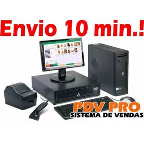 Sistema Loja Vendas Estoque Controle De Caixa Online Pdv