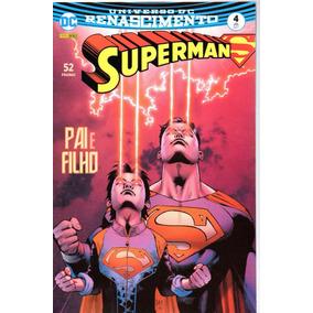 Superman 4 3ª Serie Renascimento Panini Bonellihq Cx465 L17