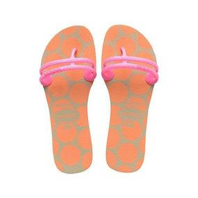 Sandálias Havaianas Flat Gum Fashion