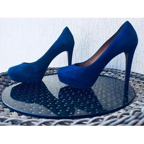Sapato Acamurçado Arezzo