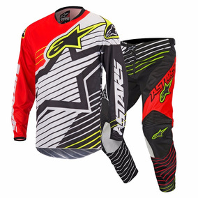 Conjunto Off Road Alpinestars Racer Braap 2017 (321)
