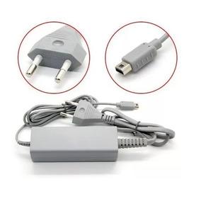 Fonte Carregador P/ Nintendo Wii U Gamepad 4,75v Bivolt Novo