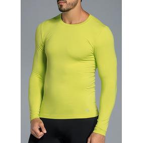 Camiseta Térmica Lupo Manga Longa Proteção Uv50+ S/ Costura
