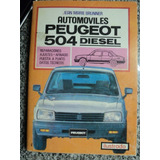 Automoviles Peugeot 504 Diesel Brunner Caymi