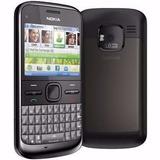 Celular Nokia E5-00 Nacional!nf+fone+2gb+garantia!