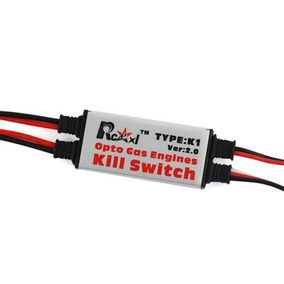 Opto Kill Switch Motor A Gasolina Para Rc De Avião