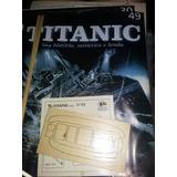 Fascículo Titanic Editora Salvat 49