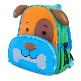 Mochila Infantil Lets Go! Cachorro Dylan - Comtac Kids
