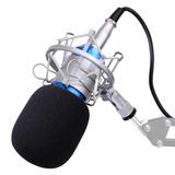 Microfono Ghp Blue Neodymium Magnet Bm800 Unidirectional 489