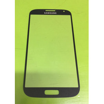 Cristal Touch Samsung S4 I9500 I337 Negro Envio Gratis