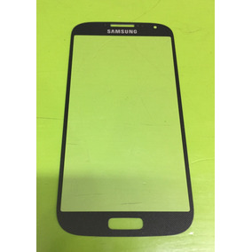 Cristal Touch Samsung S4 I9500 I337 Ngr Bco Envio Gratis