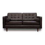 Love Seat 100% De Piel Genuina  - Noruega - Confortopiel