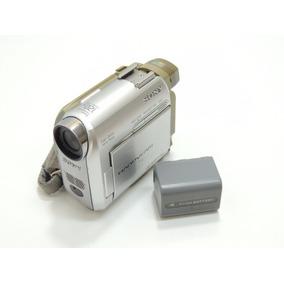 Filmadora Sony Handycam Dcr-dvd505 Recorder(acompa.bateria)