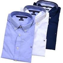 Camisas Tommy H - Piel De Toro - Lacoste - Envio Dhl Gratis