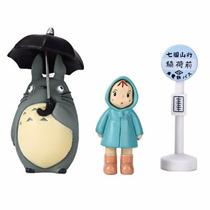 Hayao Miyazaki Anime My Neighbor Totoro 3pcs. Envio Gratis.