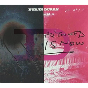 Cd : Duran Duran - All You Need Is Now (with Dvd, Deluxe...