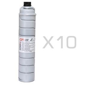 Kit 10 Toner P/ Ricoh Af 1075, 2060, 2075 43.000 Impressões