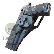 Funda Pistolera Táctica Rescue Nivel 2 Beretta 92 Fs Zurda