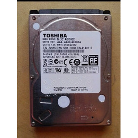 Disco Duro Sata Toshiba 320 Gb Laptop Ps3 Cpu