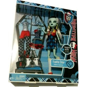 Amor Monster High Frankie Stein Exclusivo Yo Muñeca De Moda