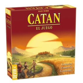 Los Colonos De Catan