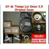 Kit Correa De Tiempo Luv Dmax 3.5 Original Isuzu 2005-2014