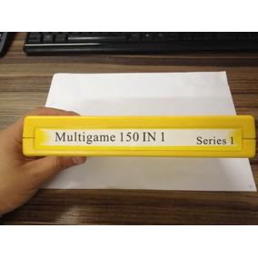 Cartucho Fliperama Multigame 150 Em 1 Novo Lacrado!