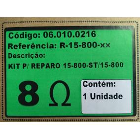Reparo Para Alto-falante Oversound 15/800 St Original