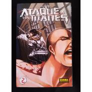 Ataque A Los Titanes. 2 - Isayama
