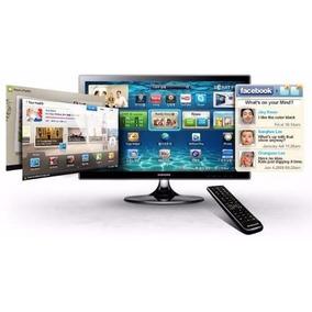 Smar.tv .y Monitor 27 Pulgadas Samsung Serie5 T27b550lb