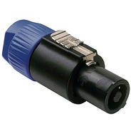 Kit 10 Conector Plug Speakon Tipo Neutrik 4 Polos Macho Sa2x