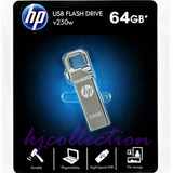 Hp® Usb Flash Drive 64 Gb Mod. V250w Mac & Pc