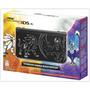 Nueva Consola New 3ds Xl Ed. Pokemon Sol Y Luna +cargador
