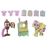 Juguete Mi Pequeño Pony Pop Kit Fluttershy Cottage Decorado