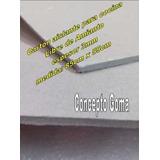 10 Placas Carton Aislante Cocina - Libre Amianto 85cm X 55cm