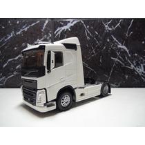 Caminhão Volvo Fh16 500 Eev Globetrotter 1:43 Eligor Branco