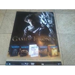 Poster Jon Snow Game Of Trones 30 X 42