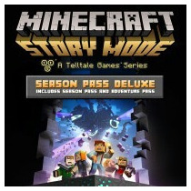 Minecraft Story Mode Todos Ep. 1 Ao 8 Ps3 - Season Pass
