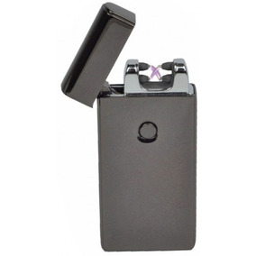 Isqueiro Eletrônico De Plasma Usb Para Cigarro 2