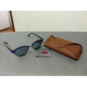 Ray Ban Clubround Dobravel - Óculos De Sol Ray-Ban, Usado no Mercado ... 0e35343f0c