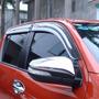 Espejo Toyota Hilux / Sw4 2016 2017 Cromado C/giro Completo