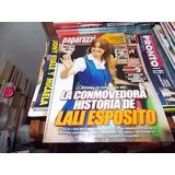 Revista Paparazzi Lali Esposito