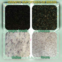 Granito Importado Brasilero Mt2