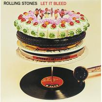 The Rolling Stones Let It Bleed Vinilo Nuevo Importado