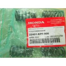 Kit Mola Embreagem Cb 300 Xre Todas C/4 Pecas Original Honda