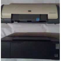 Dos Impresoras Hp Para Reparar O Repuesto